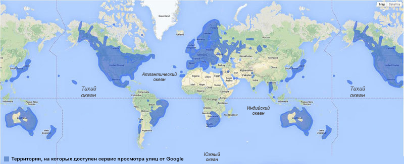 интересные карты