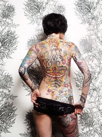декоративная татуировка