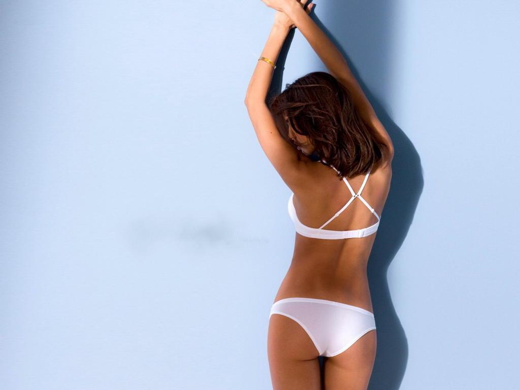 фото девушек с красивыми телом сзади