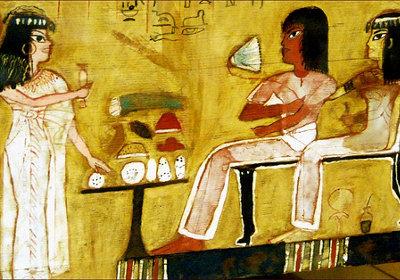 Косметика египта.