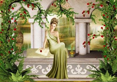 косметика Древней Греции