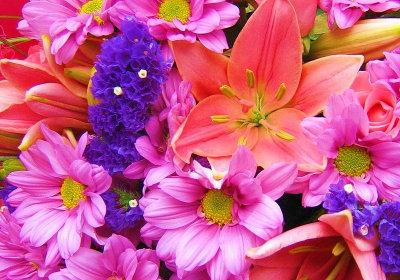 духи с цветочными запахами