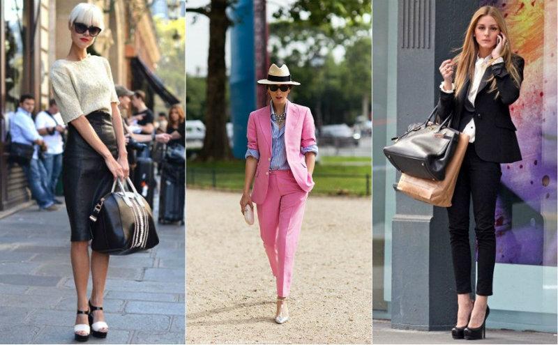 Как одеться элегантно женщине