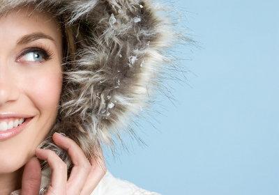 защищаем кожу зимой