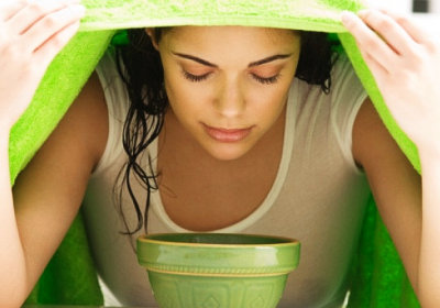 чистка лица в домашних условиях