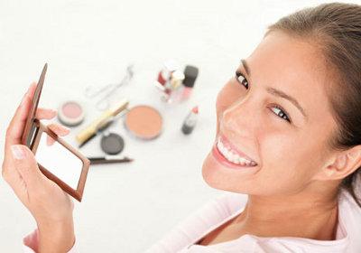 лёгкий макияж