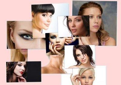 макияж без ошибок фото для блондинок