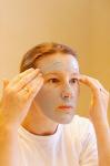 омолаживающая маска из глины