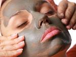 глубоко очищающая маска для лица из глины