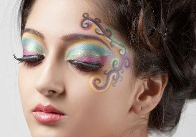 новогодний макияж с фото и видео