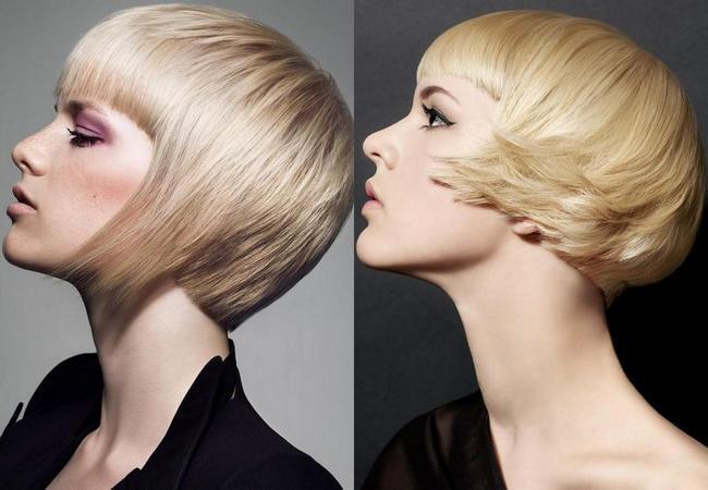 фото прически на средние волосы