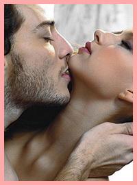 Техника любовного поцелуя
