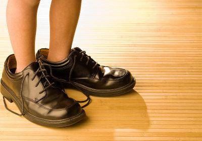 Проблемы людей с большим размером обуви