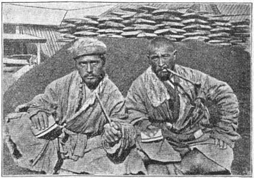 сказка минусинских татар