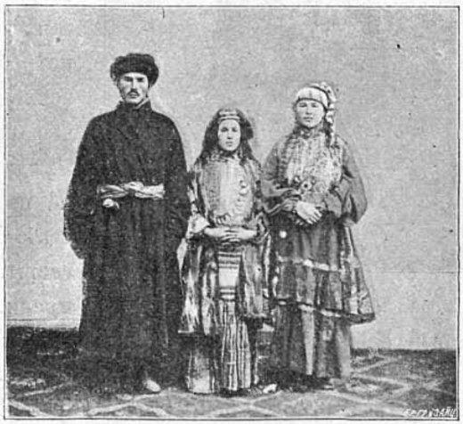 башкирская сказка