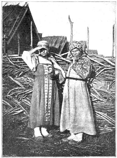 мордовская сказка