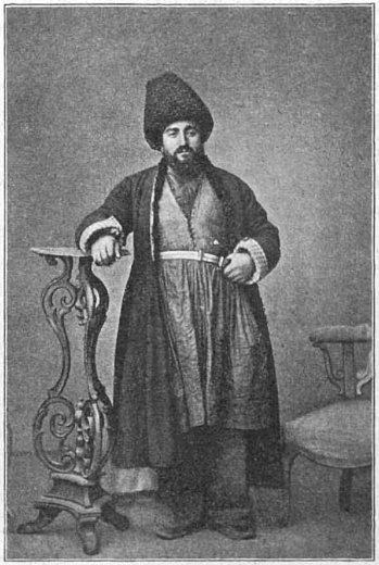 армянская сказка - отданный дервишу царевич