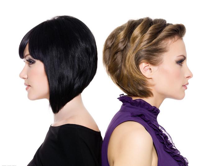 Прически на волосы короткой длины в домашних условиях