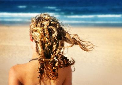 внешний вид волос
