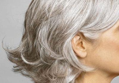 окрашивание седых волос хной