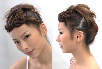 простые прически на длинные волосы своими руками