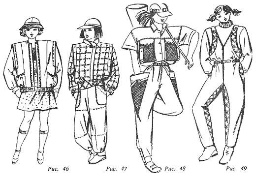 удобство в одежде